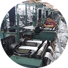 Intelligent Weaving Production Line Of Lifting Sling